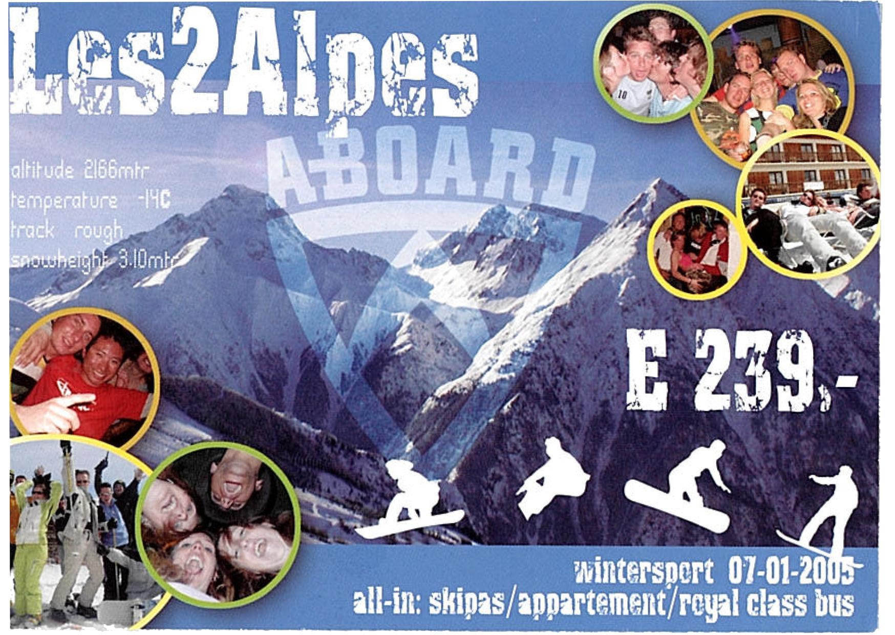 Les Deux Alpes 2005