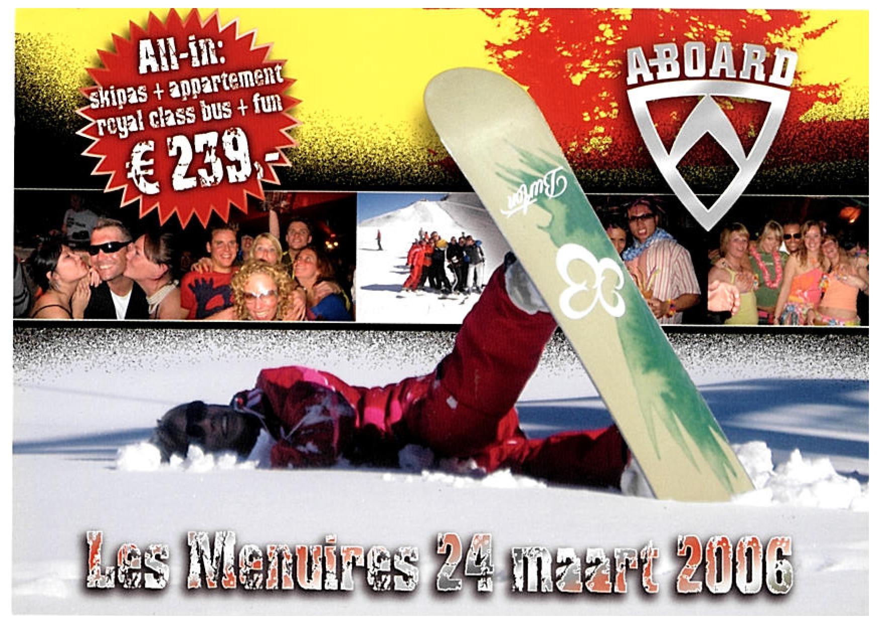 Les Menuires 2006